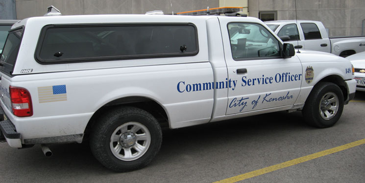 Kenosha Community Service Car