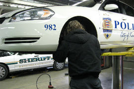 Kenosha Fleet Maintenance