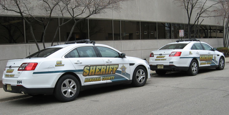 Kenosha Sheriff Engine
